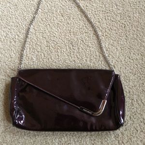 Purple Nine West Dress Purse! Gorgeous!!!